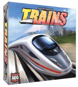 trains box