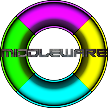 Middlespace Logo - you have no idea how hard this was to design